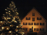 Waldburg im Advent
